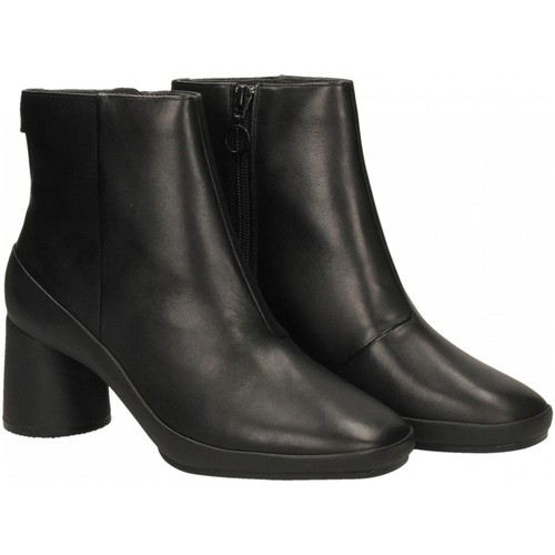 UPRIGHT  Camper  low boots  femme  negro---nero