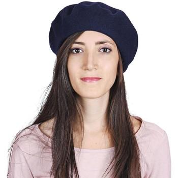 Accessoires textile Femme Bonnets Sacaly Béret Yva Marine