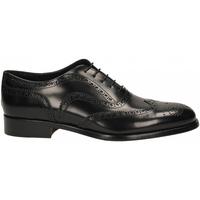 Chaussures Homme Derbies Edward's SEVEN nero