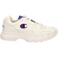 Chaussures Homme Baskets basses Champion Low Cut Shoe CWA-1 LEATHER ww001-wht-bianco