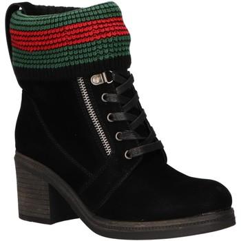 Chaussures Femme Bottines Chika 10 IZAL 05 Negro