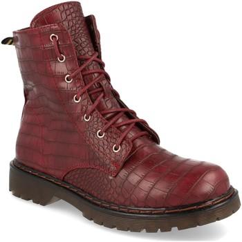 Chaussures Femme Boots Ainy J932 Burdeos