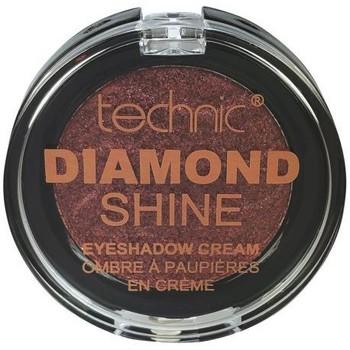 Beauté Femme Fards à paupières & bases Technic Diamond Shine Fard à paupières crème Ruby   3,2g Rouge