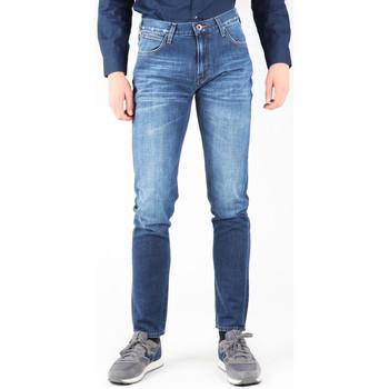 Vêtements Homme Jeans slim Lee Arvin L732ASJO granatowy