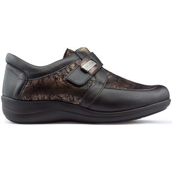 Chaussures Femme Derbies & Richelieu Calzamedi CHAUSSURES  AJUSTABLES BROWN