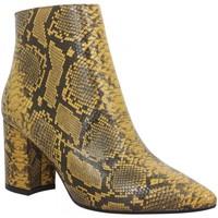 Chaussures Femme Bottines Impicci P90 reptile Femme Jaune Jaune
