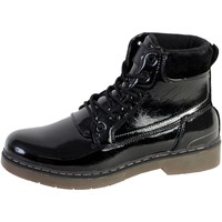 Chaussures Femme Bottines The Divine Factory Boots CI3861 Noir