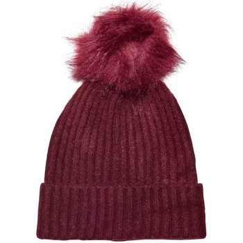 Accessoires textile Femme Bonnets Only Gorro  Angie Mujer rouge