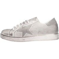 Chaussures Homme Baskets basses Made In Italia TRI101 2 Gris