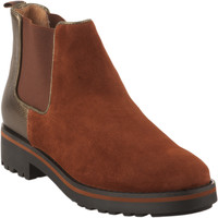 Chaussures Femme Boots Emilie Karston Boots femme -  - Rouille - 36 ROUILLE