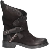 Chaussures Femme Bottines Metisse B L56 Noir