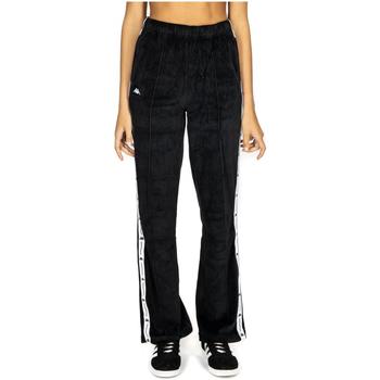 Vêtements Femme Pantalons de survêtement Kappa AUTHENTIC JPN BARAV 901-black-white