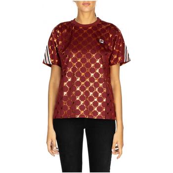 T-shirt Fila WOMEN ROSALIA AOP tee