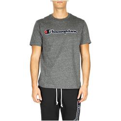 Vêtements Homme T-shirts & Polos Champion Crewneck T-Shirt em516-grdkm-grigio-scuro