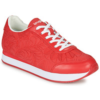 Chaussures Femme Baskets basses Desigual GALAXY LOTTIE Rouge