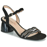 Chaussures Femme Sandales et Nu-pieds Metamorf'Ose GABERNIK Noir