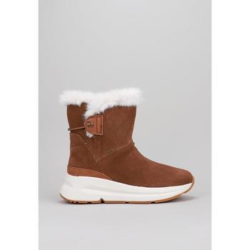 Chaussures Homme Bottes de neige Geox D BACKSIE B ABX C Beige