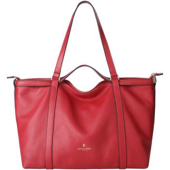 Sacs Femme Cabas / Sacs shopping Kesslord INCEPTION BIJOUTERIE DORE IRIS_CY_CR Rouge
