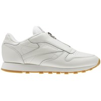 Chaussures Femme Baskets basses Reebok Sport Classic Leather Zip Blanc