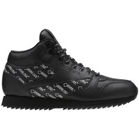 Chaussures Homme Baskets montantes Reebok Sport Classic Leather Mid Ripple Gore-Tex Noir