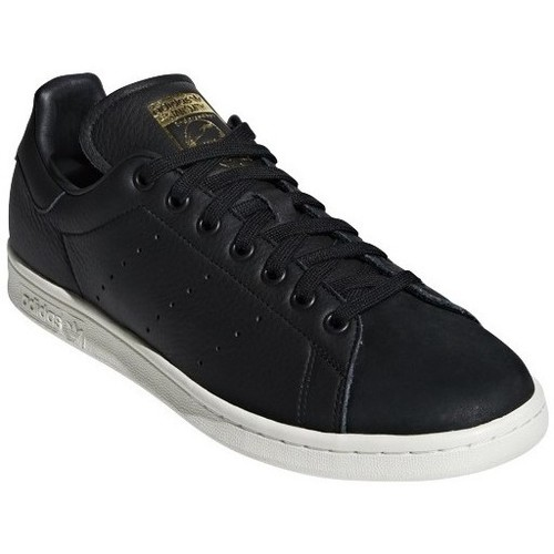 Stan Smith Premium Adidas Originals Baskets Basses Homme Noir xo3gzKnN