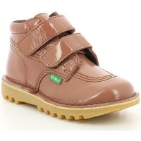 Chaussures Fille Boots Kickers Neovelcro ROSE