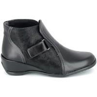 Chaussures Femme Boots Boissy Boots Noir Noir