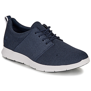 Chaussures Homme Baskets basses Timberland KILLINGTON FLEXIKNIT OX Bleu
