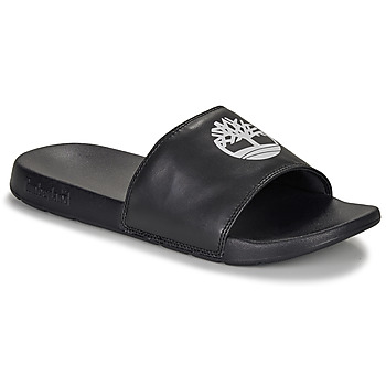 Chaussures Mules Timberland PLAYA SANDS SPORTS SLIDE Noir