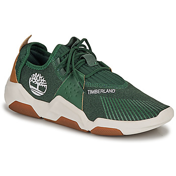 Chaussures Homme Baskets basses Timberland EARTH RALLY FLEXIKNIT OX Vert