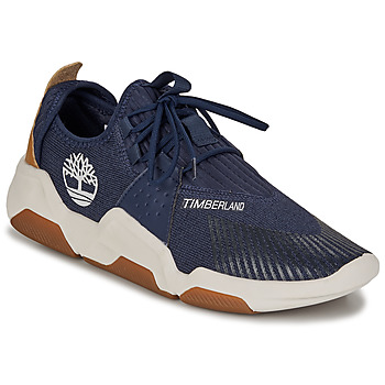 Chaussures Homme Baskets basses Timberland EARTH RALLY FLEXIKNIT OX Bleu