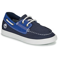 Chaussures Enfant Chaussures bateau Timberland NEWPORT BAY BOAT SHOE TD Bleu