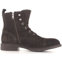 Chaussures Homme Boots Selected 16064202 Noir