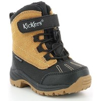 Chaussures Enfant Boots Kickers Jump Wpf JAUNE