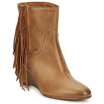 Bottines / Boots JFK ALEX HI Camel 350x350