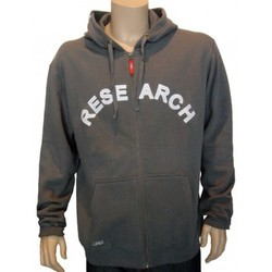 Sweats Lrg Hoody zippé - Essence - Grey
