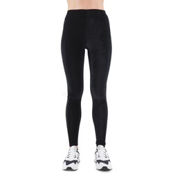 Vêtements Femme Leggings Happiness | Leggings Lila, Noir | HAP_I19_LILA Noir