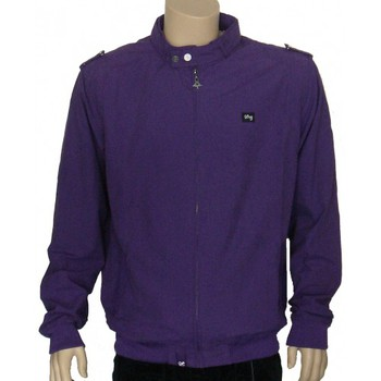 Vêtements Homme Vestes Lrg - Veste coupe vent - Grass Roots - Violet