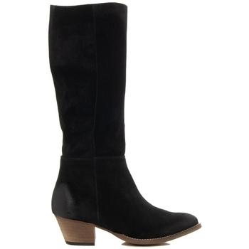 Chaussures Femme Bottes ville Troppa 2475 Noir