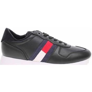 Chaussures Femme Derbies & Richelieu Tommy Hilfiger EN0EN00658 Noir