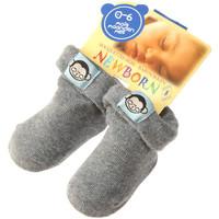 Accessoires textile Chaussettes Intersocks Chaussettes Bottons - Coton - New Born Gris