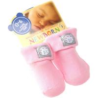 Accessoires textile Chaussettes Intersocks Chaussettes Bottons - Coton - New Born Rose