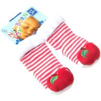Accessoires Enfant Chaussettes Intersocks Chaussettes Bottons - Coton - Newborn Toy Rouge