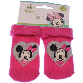 Chaussettes enfant Disney Chaussettes Bottons - Coton - Disney Baby