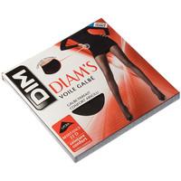 Sous-vêtements Femme Collants & bas DIM Collant fin - Transparent - Diam's Noir