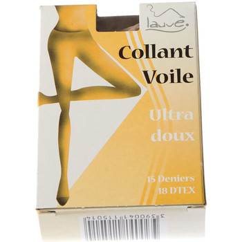 Sous-vêtements Femme Collants & bas Lauve Collant fin Chair