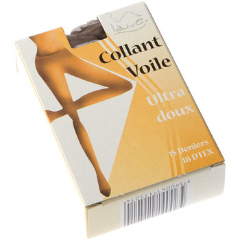 Sous-vêtements Femme Collants & bas Lauve Collant fin Gris