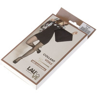 Sous-vêtements Femme Collants & bas Lauve Collant fin Noir