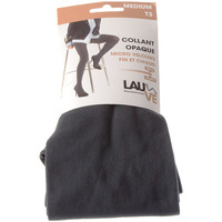 Sous-vêtements Femme Collants & bas Lauve Collant chaud - Ultra opaque - Précieuse Noir