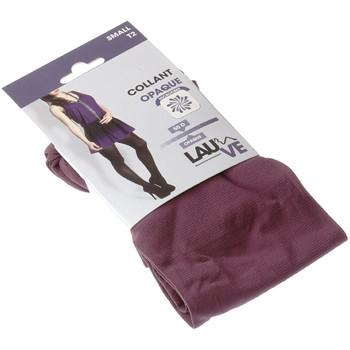 Sous-vêtements Femme Collants & bas Lauve Collant chaud - Opaque - Intense opaque Violet